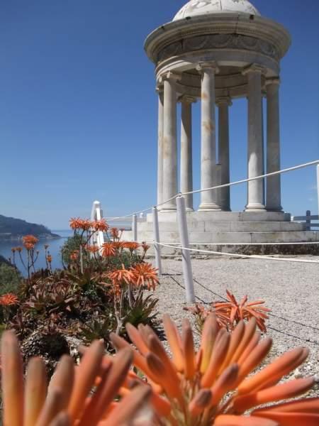 Ausflug Son Marroig, Mallorca