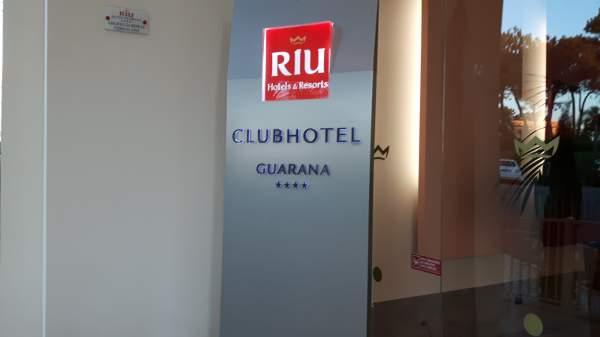 RIU Guarana, Mai 2017
