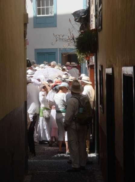 Dia de los Indianos, Santa Cruz de La Palma, 2014