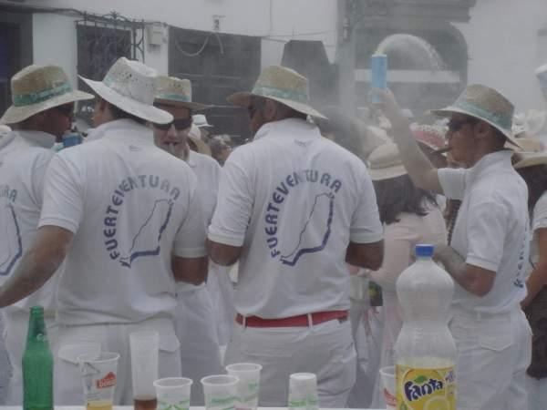 Dia de los Indianos, Santa Cruz de La Palma, 2011