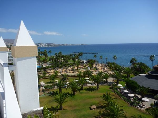 Riu Palace Tenerife - Hotelanlage