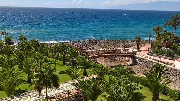 RIU Palace Tenerife im Oktober 2018 - Teneriffa