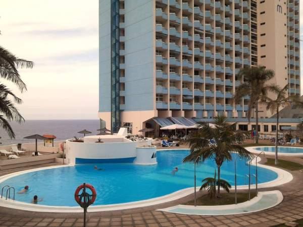 Hotel Maritim Tenerife Februar 2016, Teneriffa
