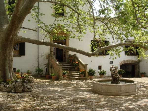 Die Gärten von Alfabia, Mallorca