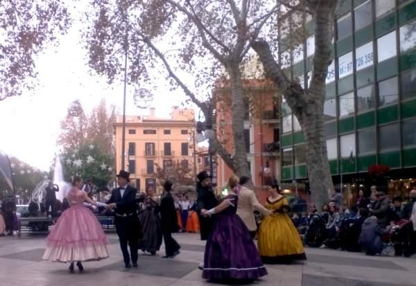 Palma de Mallorca im Dezember 2017