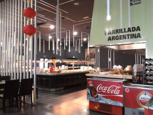 Restaurant King Wok in Palma de Mallorca, Son Fuster