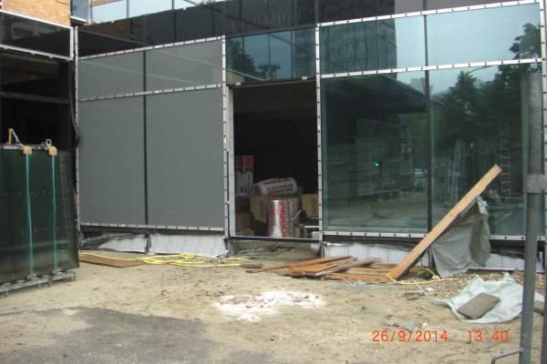 Baustelle Riu Plaza Berlin - 001