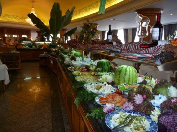 Riu Palace Tenerife - Speisesaal