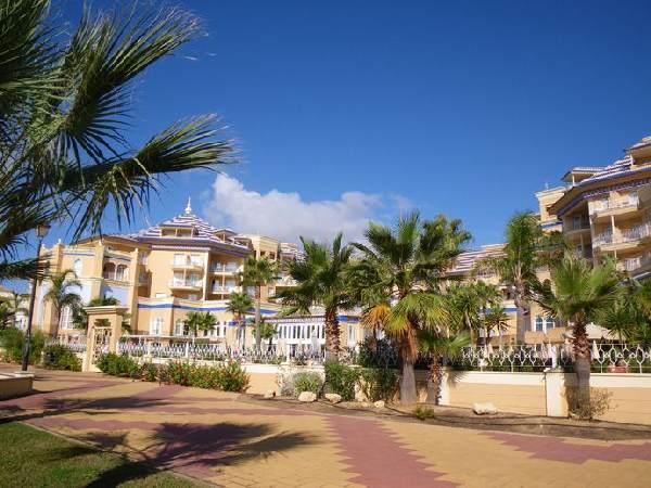 RIU Atlantico - Strandpromenade