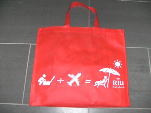 RIU Geschenk für treue Hotelgäste