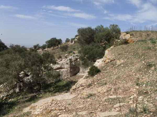 Castell de Santueri, Mallorca 10.2014