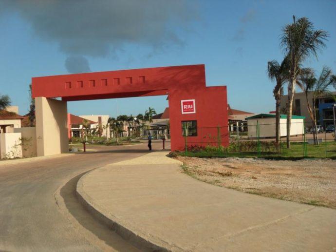 RIU Varadero - Hoteleinfahrt - Anfahrt