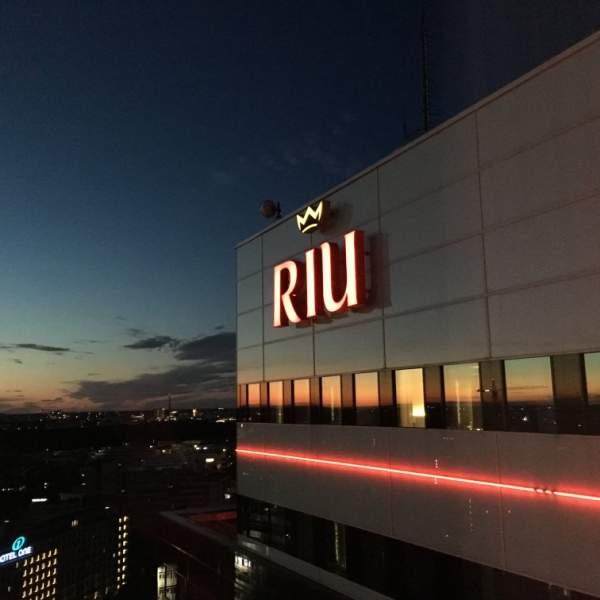 Riu Plaza Berlin, Juni 2018
