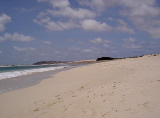 Riu Karamboa, Strand