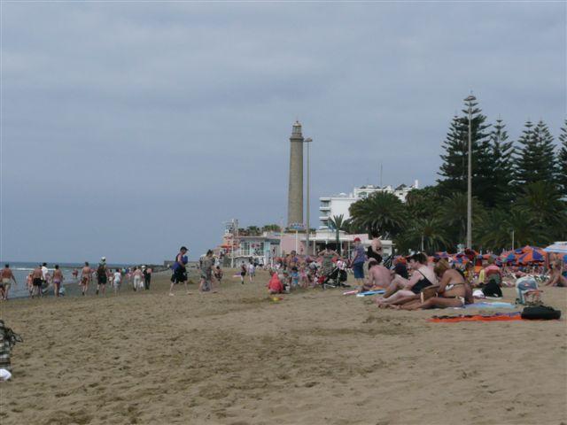 Riu Gran Canaria - Leuchtturm