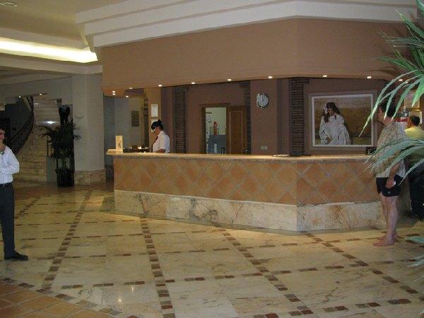 RIU Atlantico - Lobby
