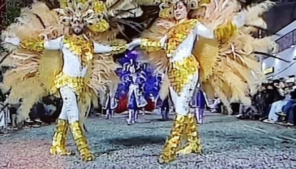 Insel Madeira - Karneval im Februar 2019