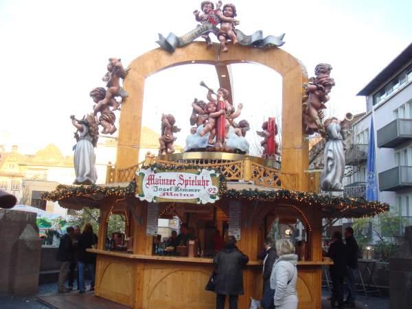 Mainzer Weihnachtsmarkt 2013