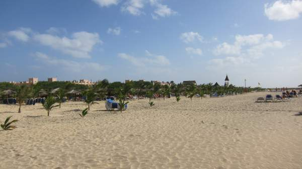 RIU Palace Cabo Verde - Dezember 2016