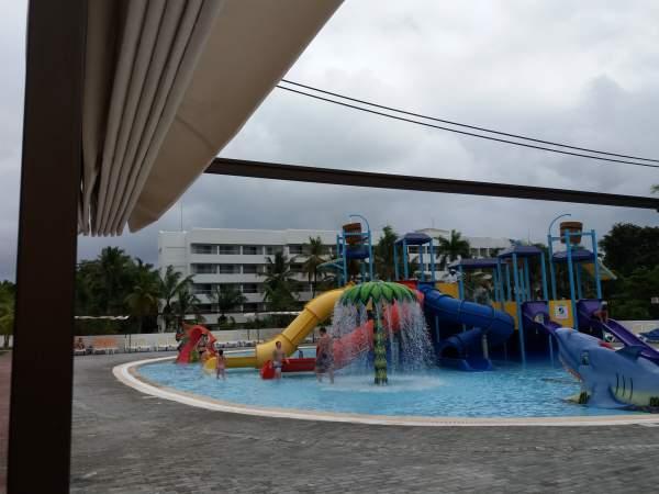 RIU Wasserpark im RIU Resort - 2017