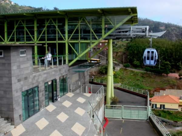 Botanischer Garten Funchal / Madeira