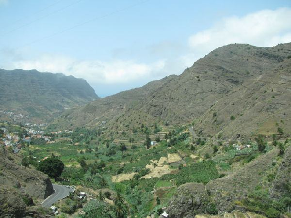 La Gomera, Ausflug mit der Fähre nach La Gomera