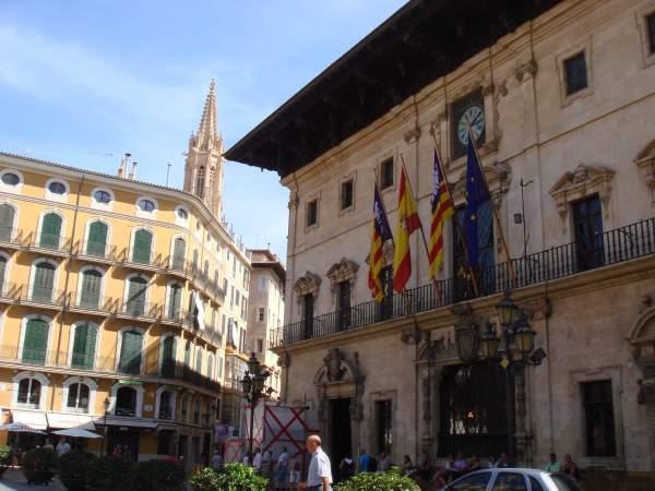 Spaziergang durch Palma de Mallorca 2
