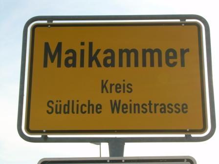 Maikammer, Deutsche Weinstrasse