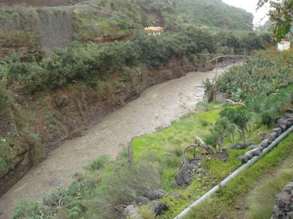 Barranco de la Angustias - Caldera de Taburiente / La Palma