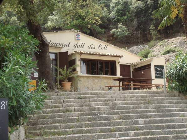 Restaurant Dalt des Coll / Mallorca