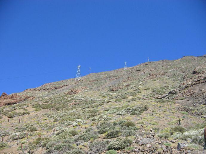 El Teide - Vulkangebiet / Teneriffa