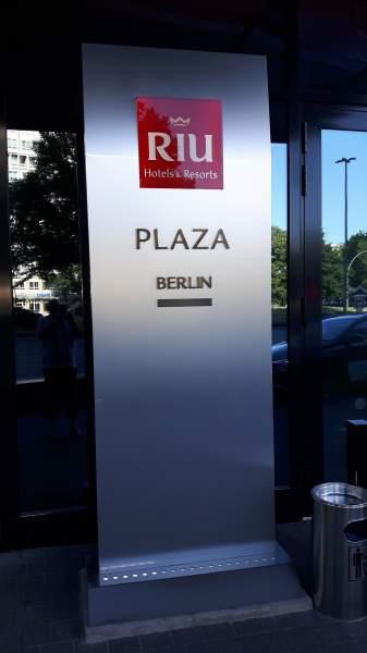 Riu Plaza Berlin - Juni 2019