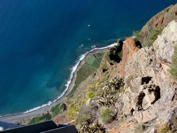 Ausflug nach Porto Moniz Madeira / Februar 2020