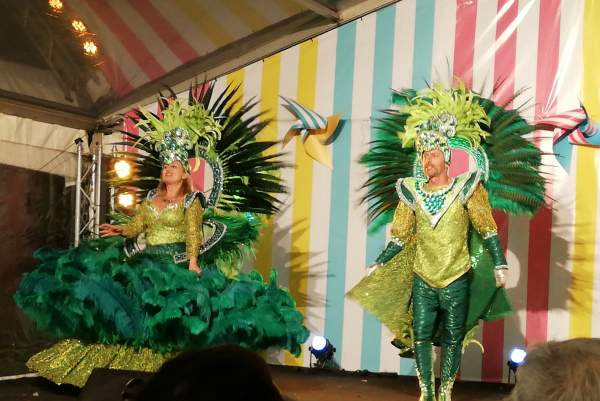 Impressionen Carneval Madeira - 02/03.2020