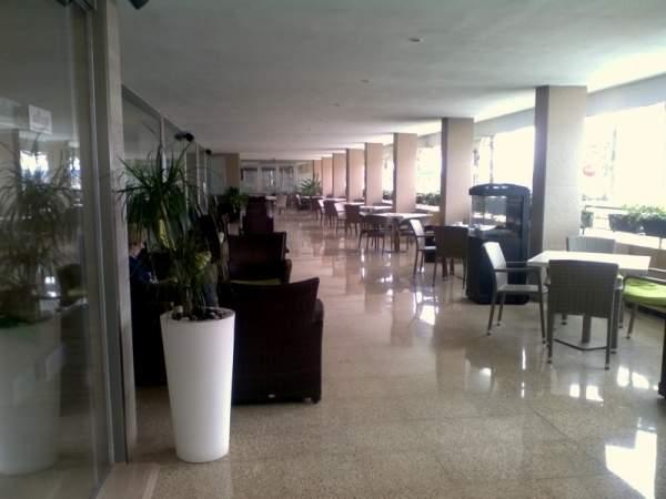 Hotel Allsun Pil-lari Playa Dezember 2017