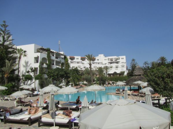 RIU Tikida Beach - Pool