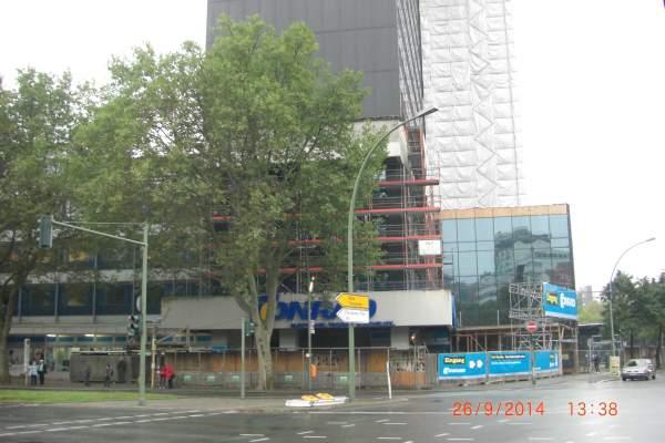 Baustelle Riu Plaza Berlin