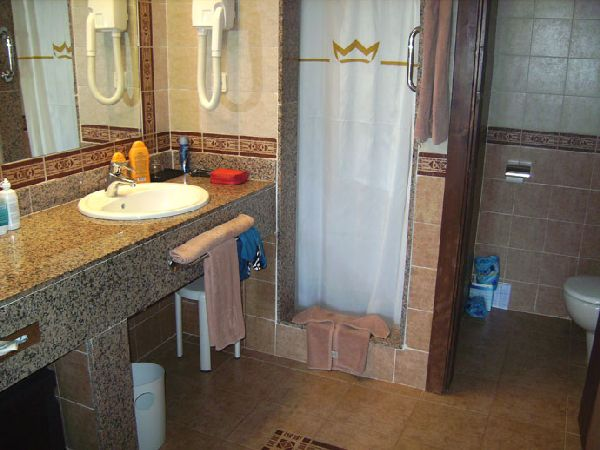 RIU Karamboa -Badezimmer