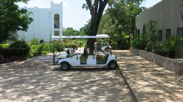 RIU Palace Zanzibar im Februar 2020