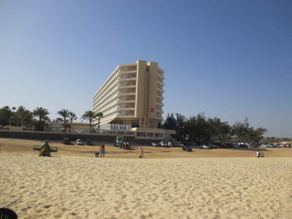 RIU Olivia Beach Resort Oktober 2014
