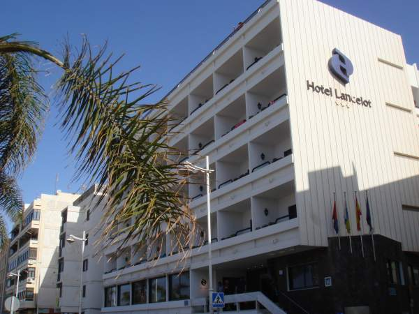 Hotel Lancelot in Arrecife / Lanzarote