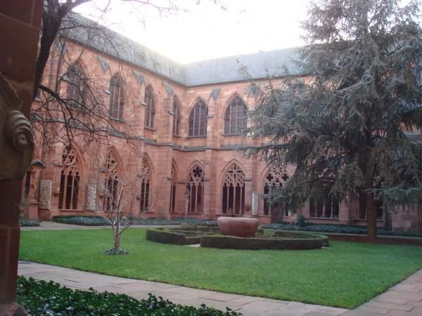 Mainzer Dom - Sankt Martin