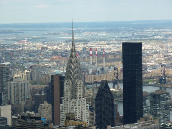 NY Chrysler Building 2