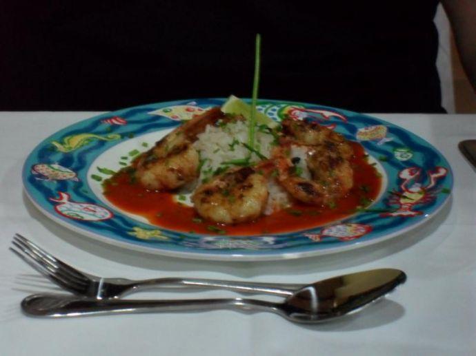 RIU Varadero - Fischrestaurant