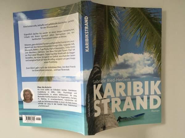 Karibikstrand - Roman von G. Ried-Hertlein