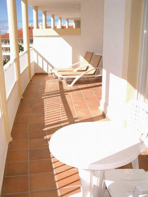 RIU Arecas, Balkon