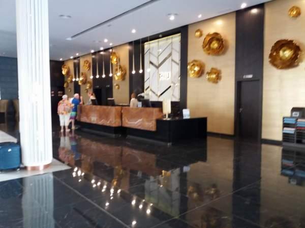 RIU Palace Oasis nach Umbau 10/18