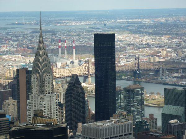 NY Chrysler Building 1
