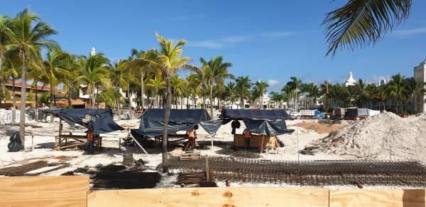 RIU Palace Riviera Maya - Umbau 08/2019