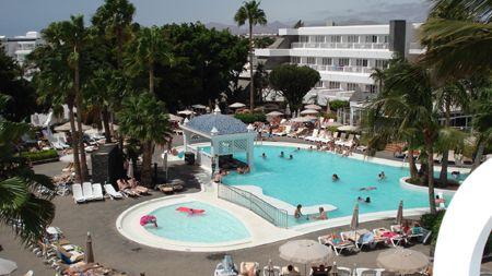 Hotel Paraiso Lanzarote